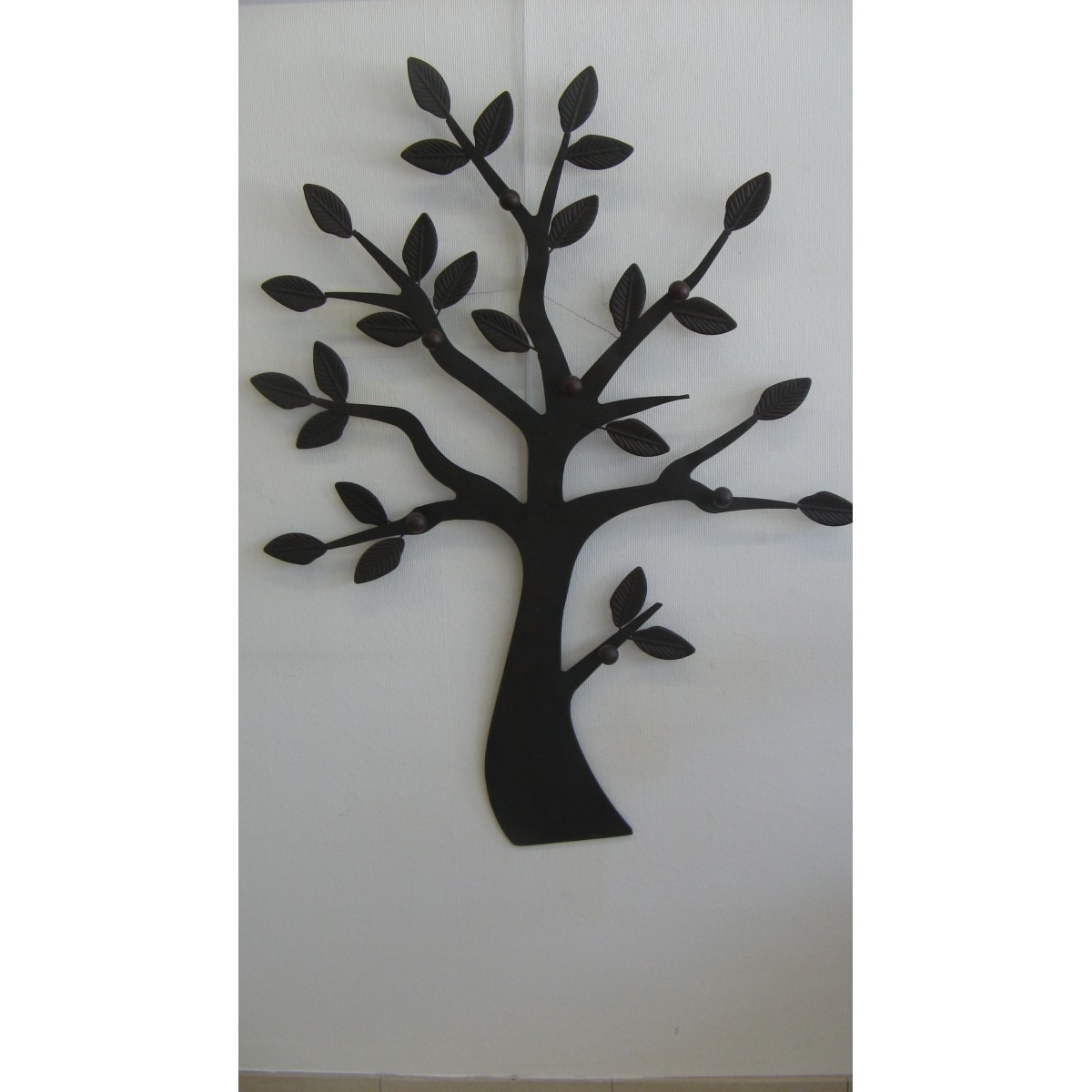 porte manteau mural arbre fashion designs. Black Bedroom Furniture Sets. Home Design Ideas