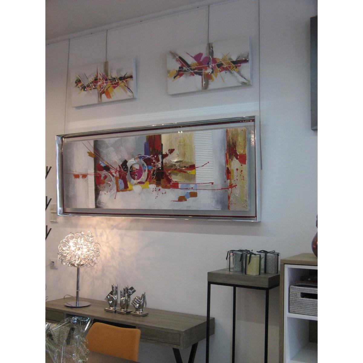 Tableau Peinture Moderne : tableau abstrait moderne ~ Teatrodelosmanantiales.com Idées de Décoration