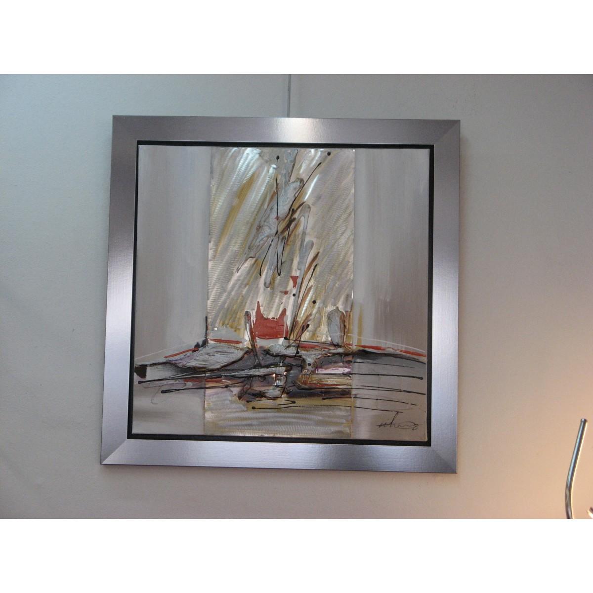 Tableau abstrait moderne - Decoration tableau moderne ...
