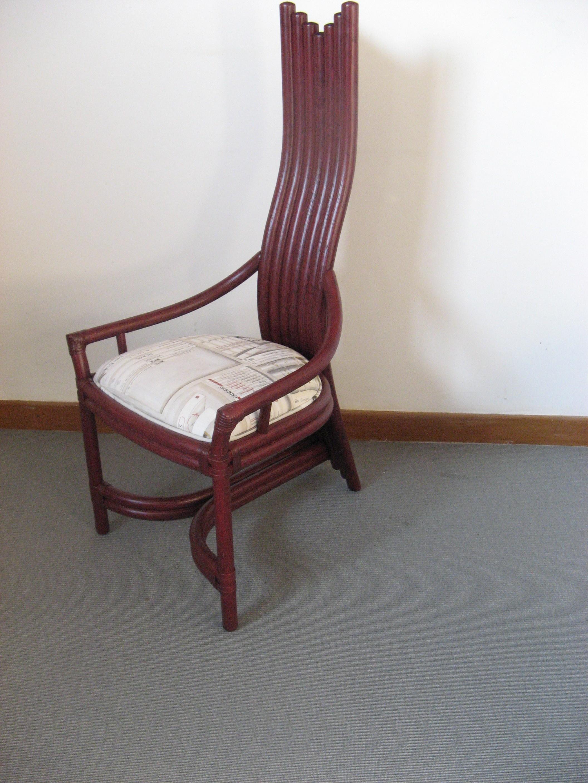 Luxe chaise longue rotin id es de bain de soleil - Chaise longue en rotin ...