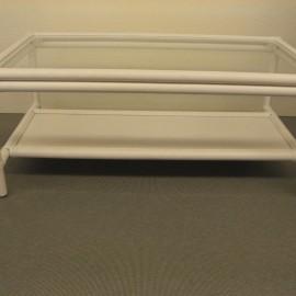 Table Basse Leeds Blanc