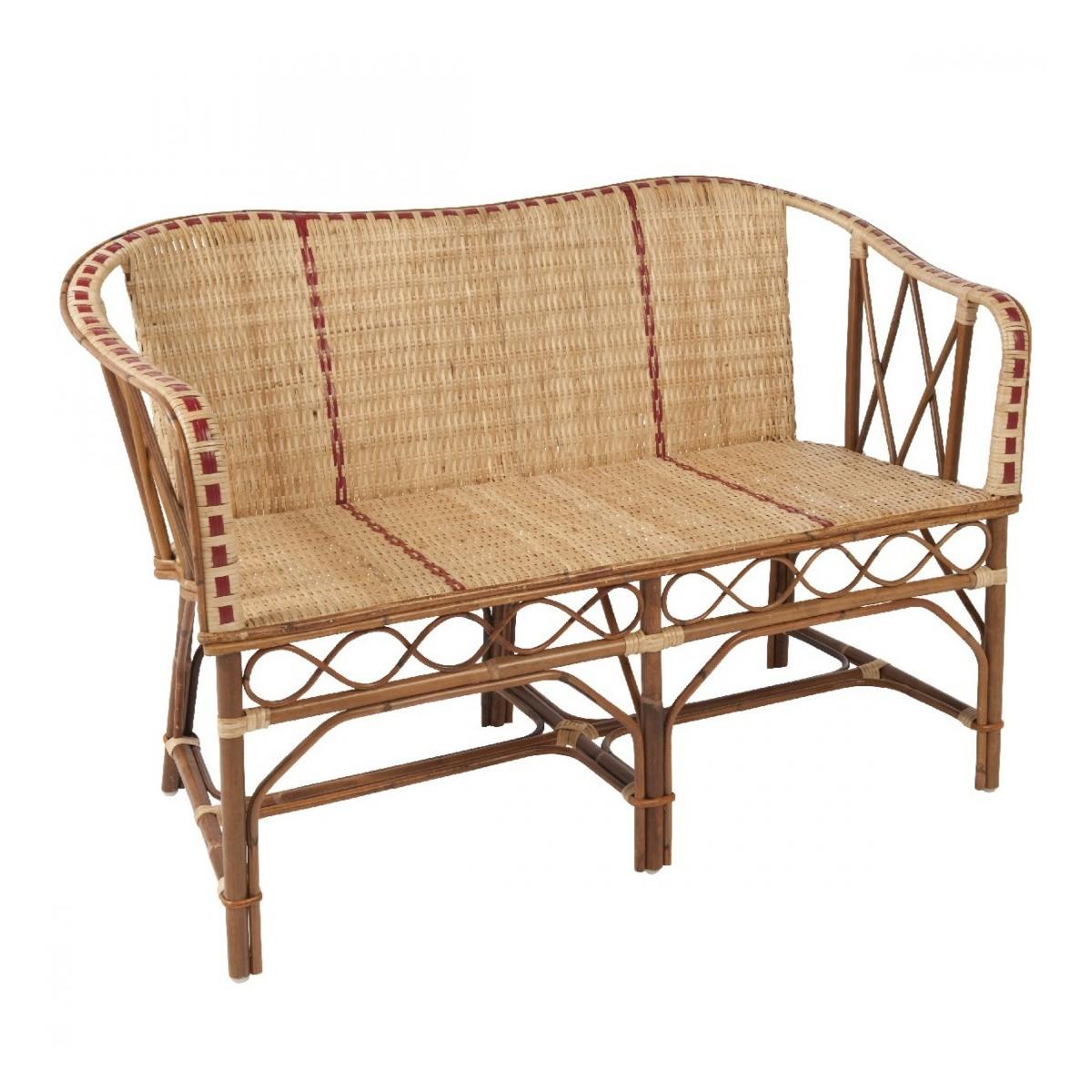 salon bagatelle en rotin naturel sp cial ext rieur naturel. Black Bedroom Furniture Sets. Home Design Ideas