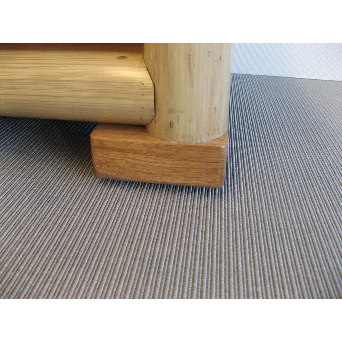 Chevet en bambou - Table de chevet en bambou ...