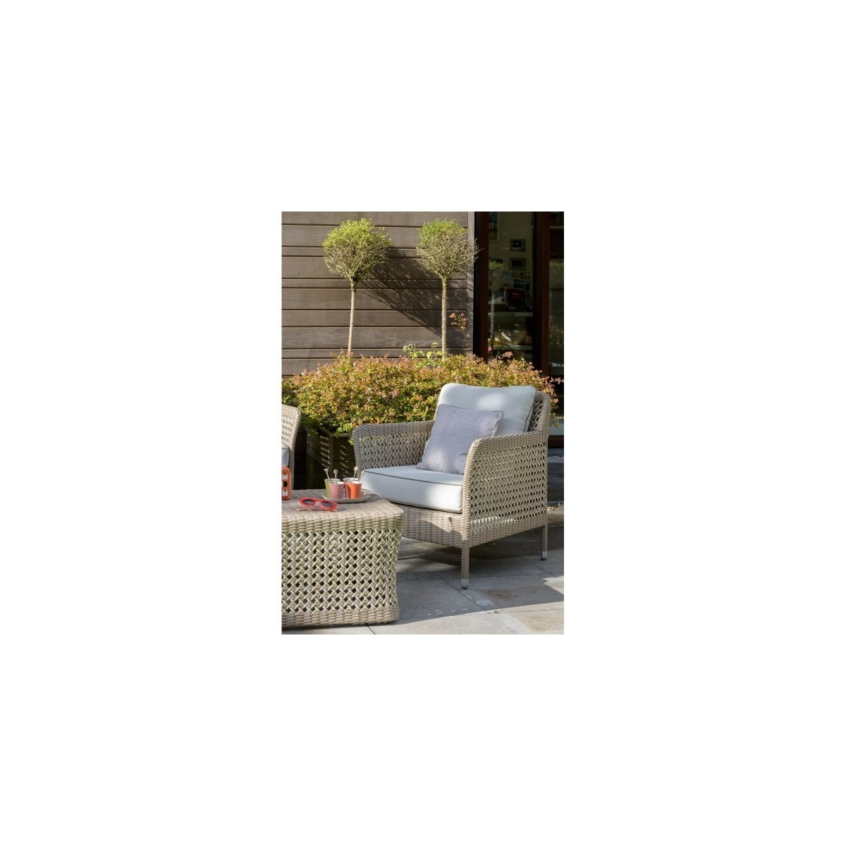 accueil meubles extérieurs salon fauteuils de salon fauteuil antibes