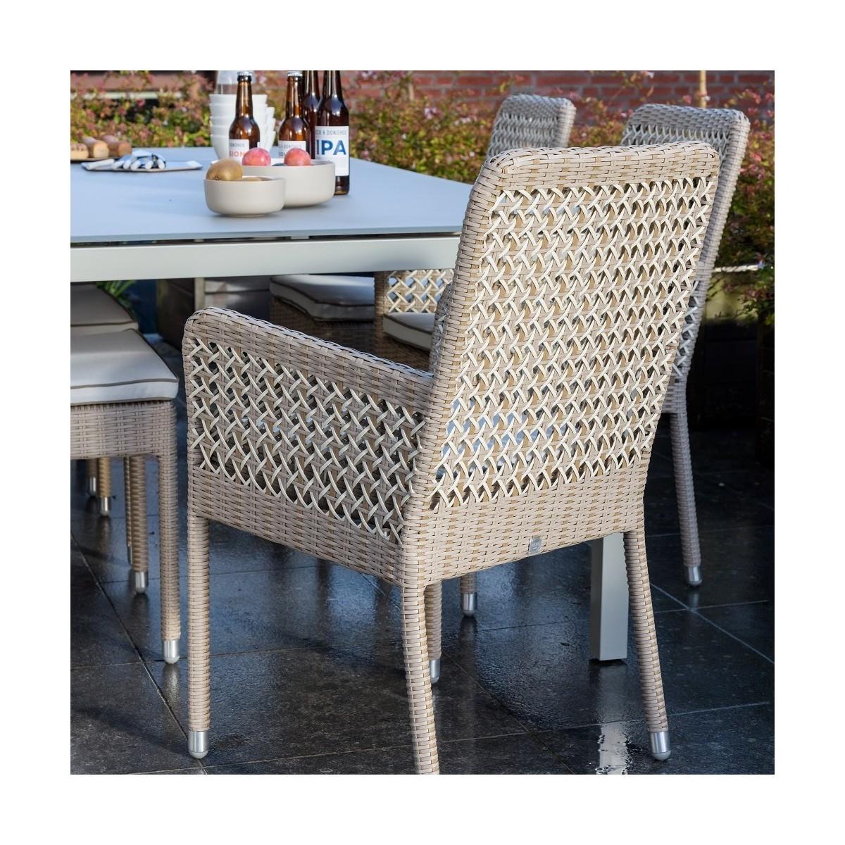 accueil meubles extérieurs salles à manger chaises bridge antibes