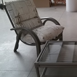 des fauteuils confortables en rotin clisse r sine dans notre expo au vannier savoyard. Black Bedroom Furniture Sets. Home Design Ideas
