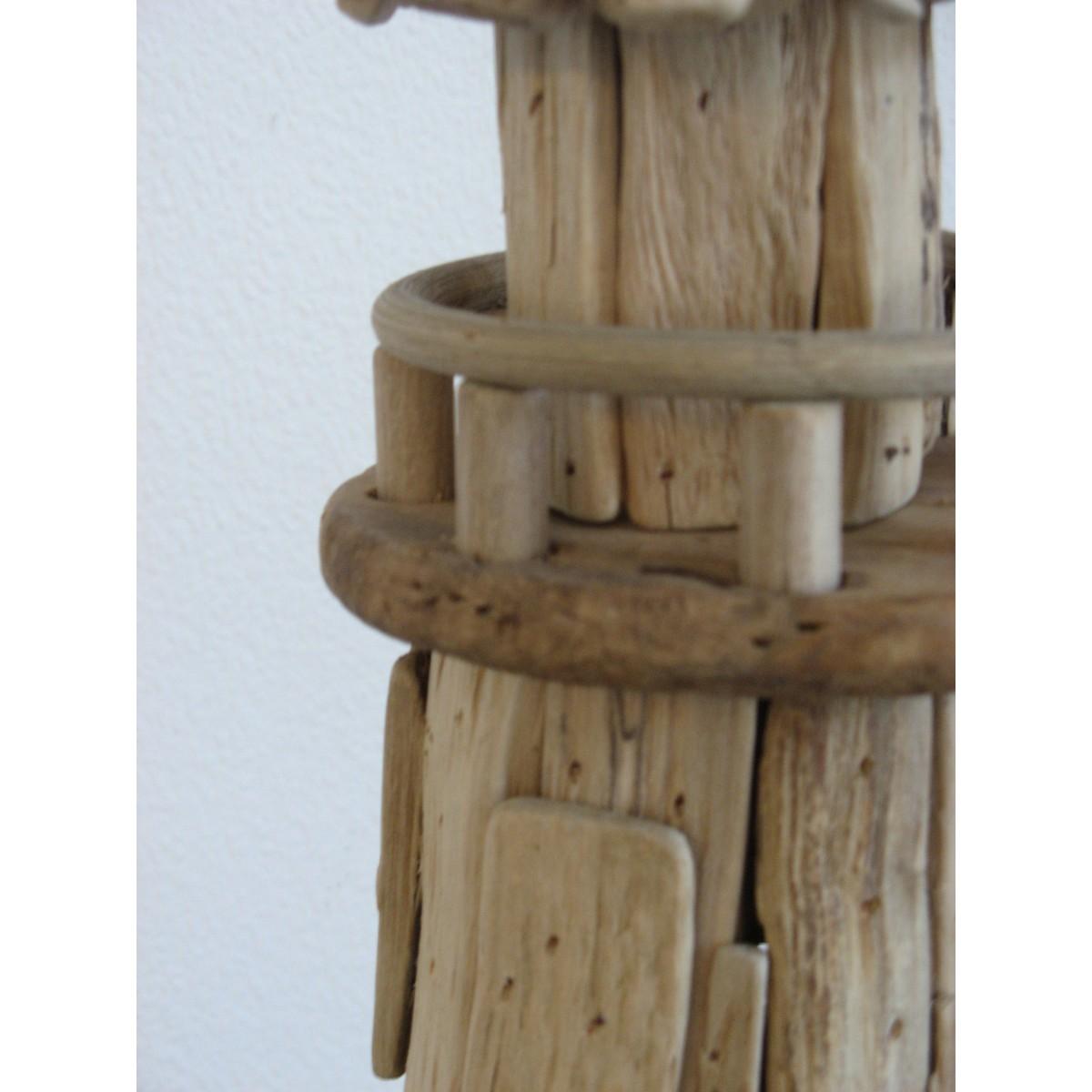 Phare en bois flott - Chaise bois flotte ...