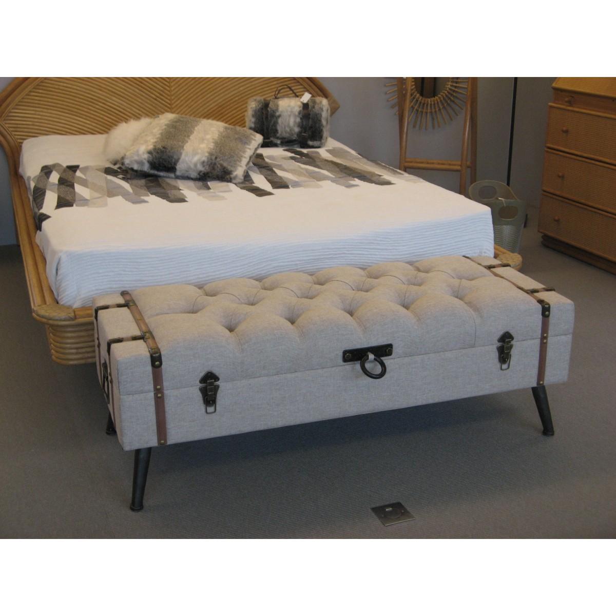 banquette coffre simple helloshop banquettes banc banquette coffre rangement brun salon s with. Black Bedroom Furniture Sets. Home Design Ideas