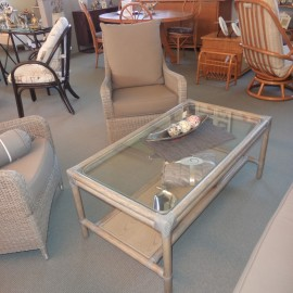 Table Basse Leeds Grise