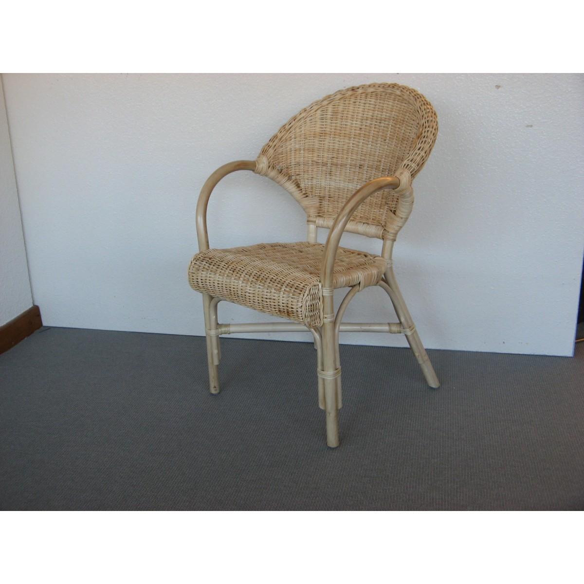 Fauteuil Melody Naturel