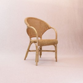 Fauteuil Melody Miel