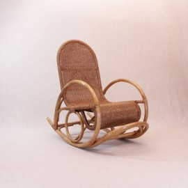 Rocking Chair Brun