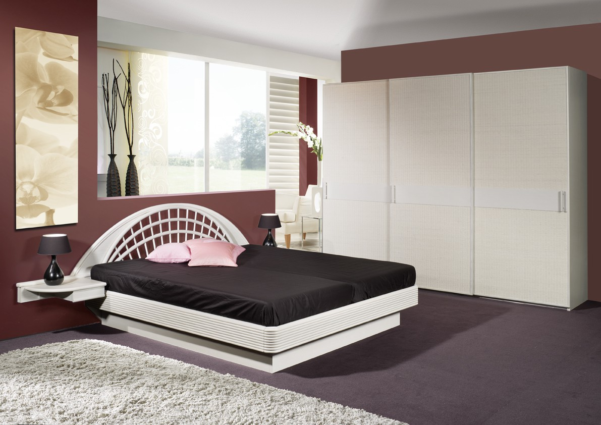 chambre en rotin chambre en rotin with chambre en rotin chambre tatami rotin rouge with. Black Bedroom Furniture Sets. Home Design Ideas