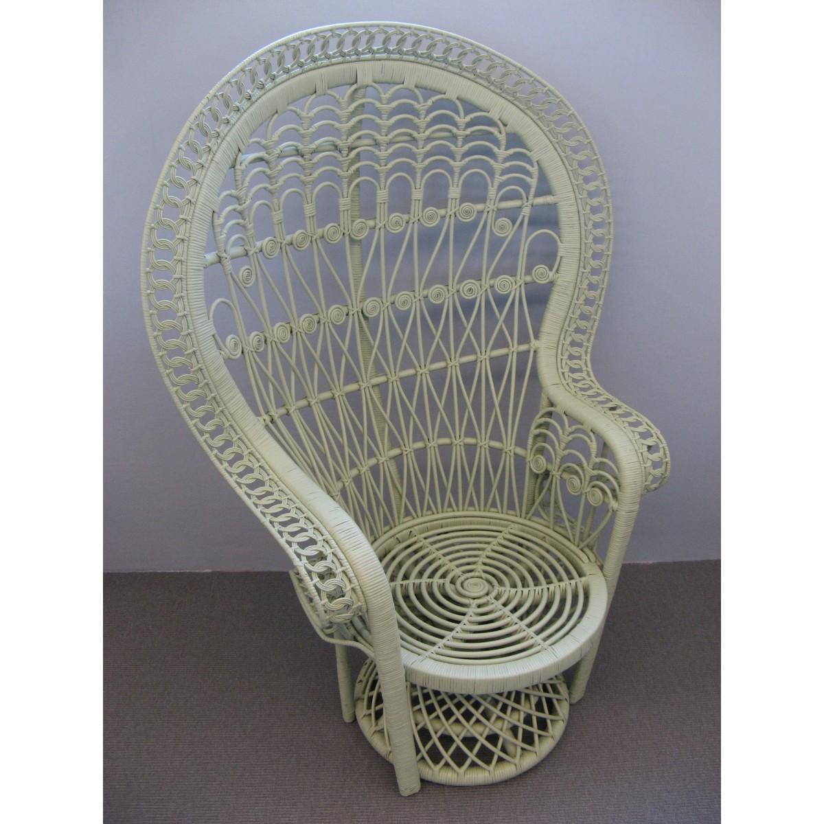 fauteuil en rotin emmannuelle. Black Bedroom Furniture Sets. Home Design Ideas