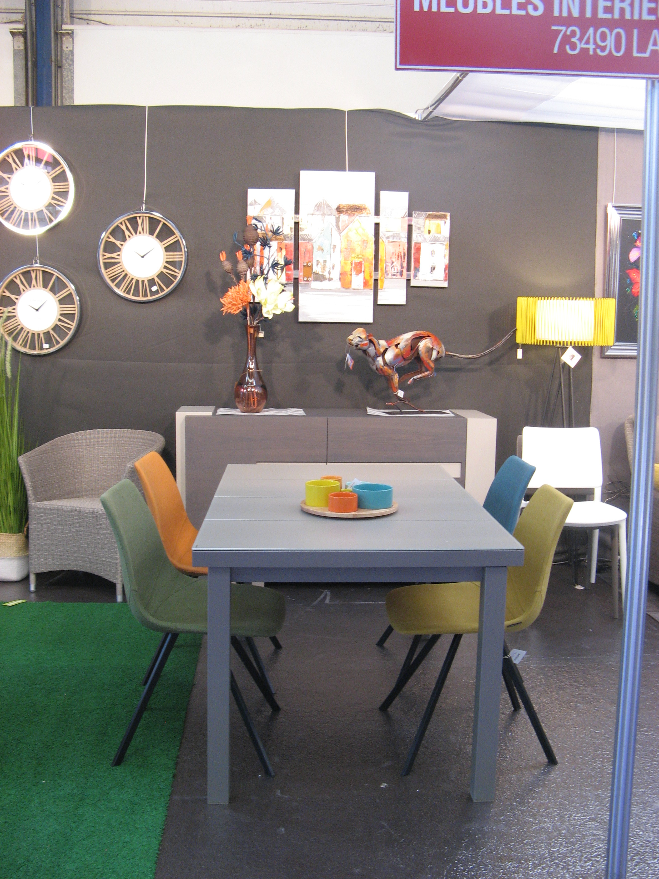 Salon habitat jardin du 13 au 16 avril 2018 for Salon habitat chambery