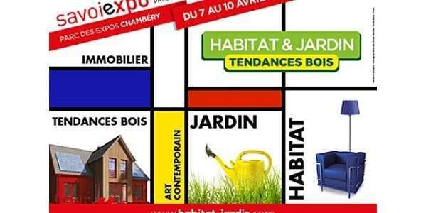 Meubles d 39 int rieur et ext rieur rotin palissandre fer for Salon habitat chambery