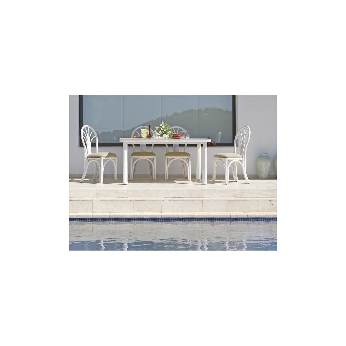 Table Zante Rectangulaire