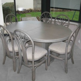 Table Seto Ovale