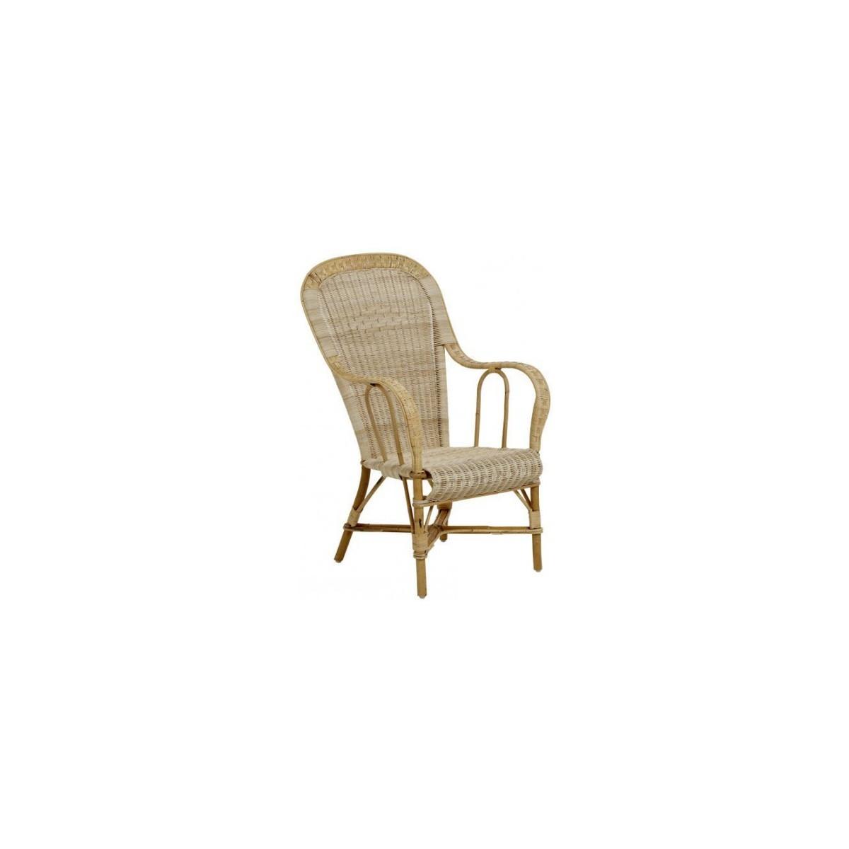 fauteuil grand pere haut dossier