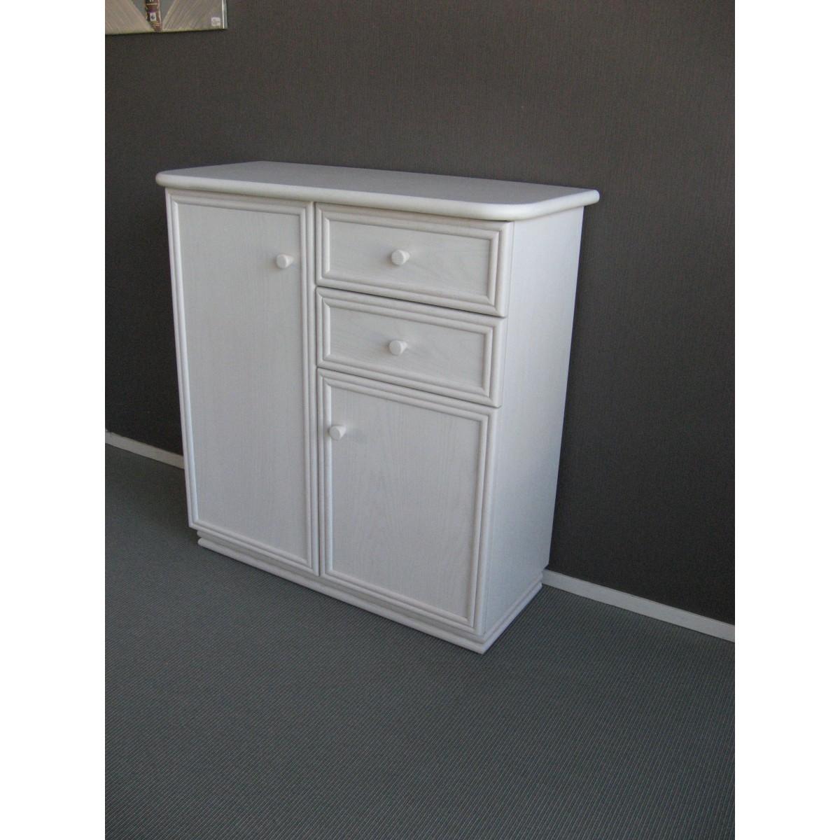 meuble d 39 entr e 2 portes et 2 tiroirs. Black Bedroom Furniture Sets. Home Design Ideas