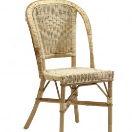 Chaise Moelle Rotin Naturel