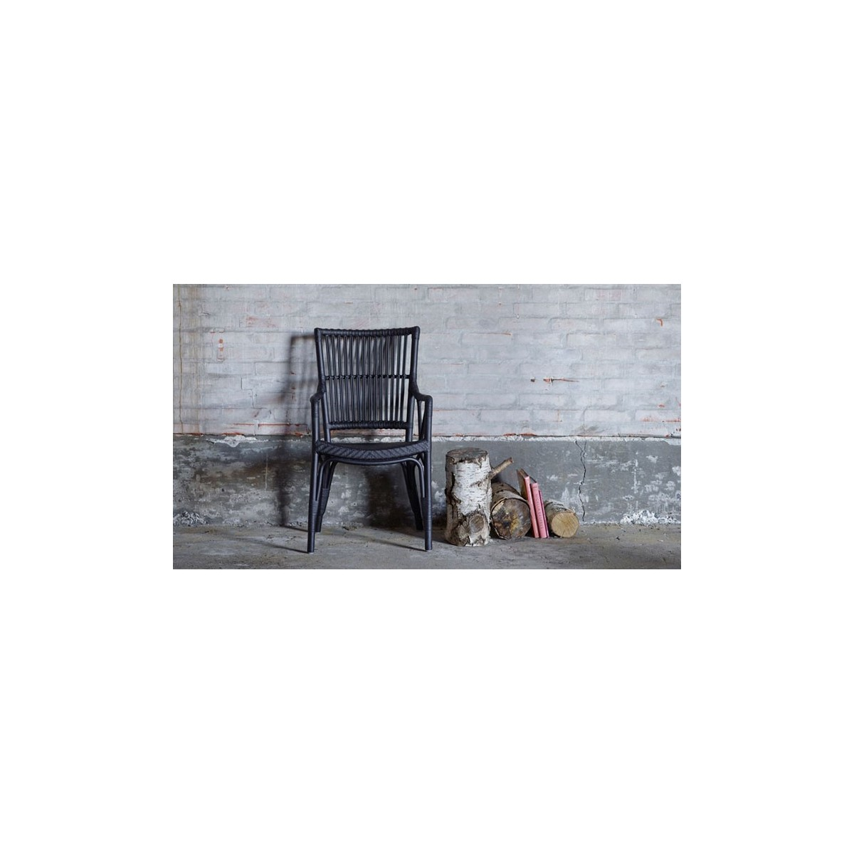 Fauteuil Piano Noir