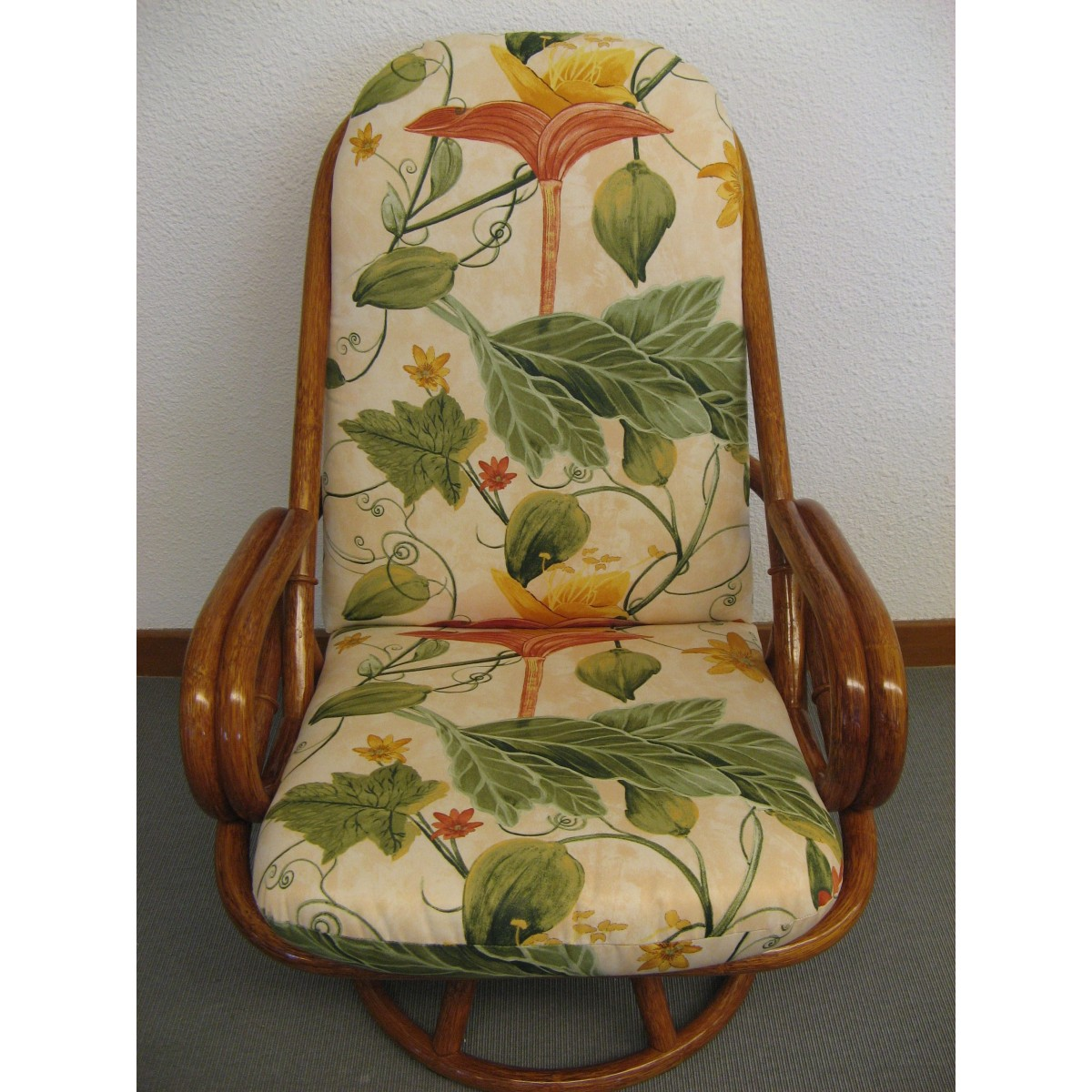 Fauteuil Relax Cannelle