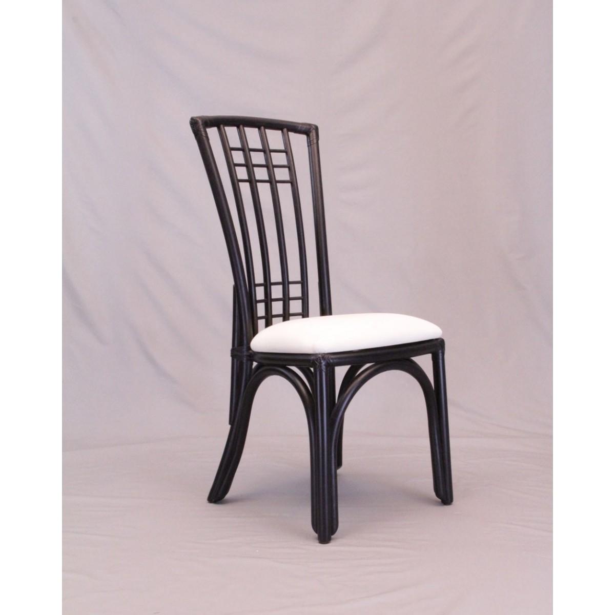 Chaise Kubiki Noir