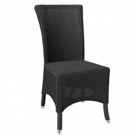 Chaise Mary Loom Noire