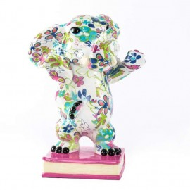 Elephant Fleuri