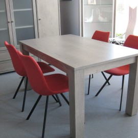 Table Kubiki 150x90 Gris