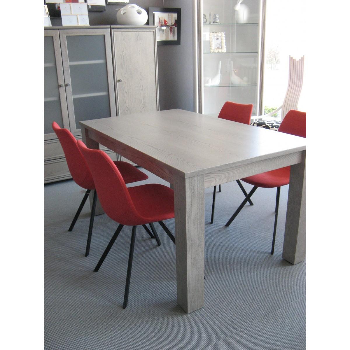 Table Kubiki 150x90 Gris