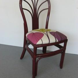 chaise seto prune
