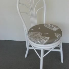 Chaise Kos Blanc
