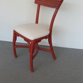 Chaise Hanoi Rouge