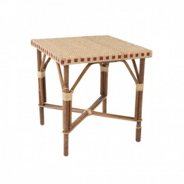 Table Basse Bagatelle Rotin Naturel