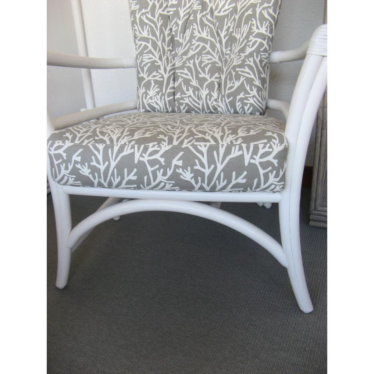 fauteuil vancouver blanc. Black Bedroom Furniture Sets. Home Design Ideas