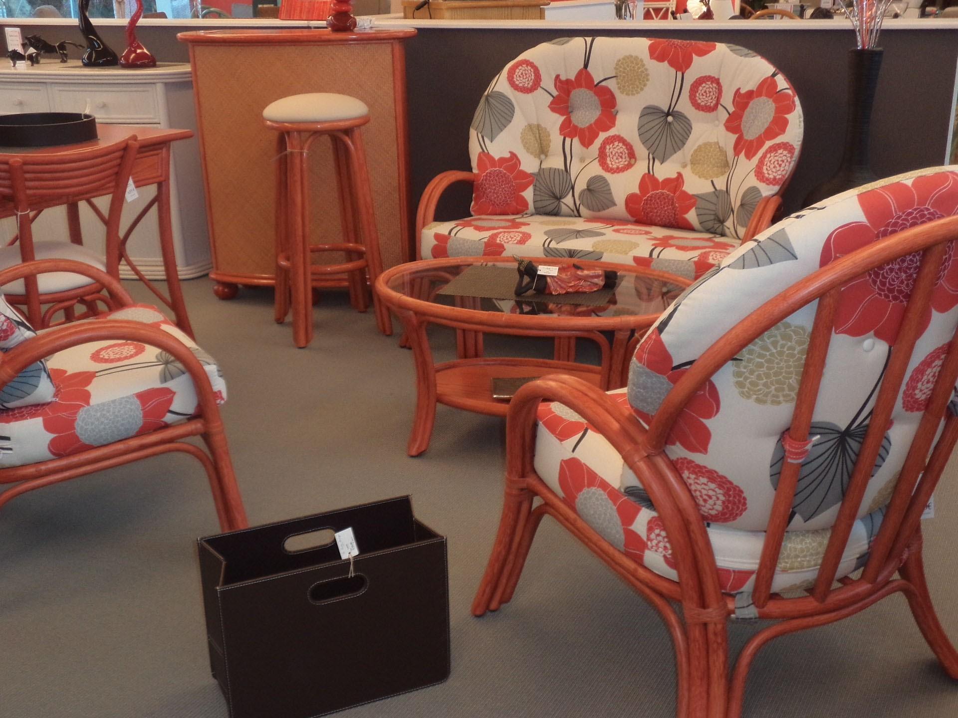 En Canapé Et 2 Fauteuils Comprenant 1 Salon Places Ottawa Rotin b7yg6f