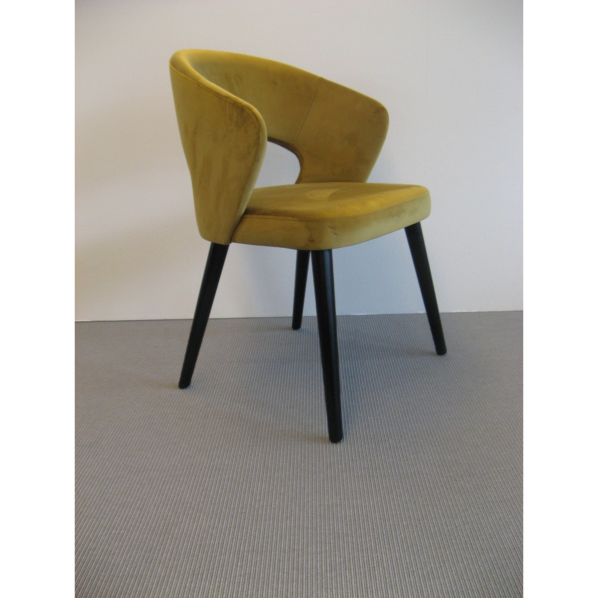Chaise Fay Moustarde