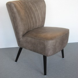 Fauteuil Solo Old Brown