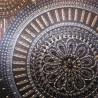 Tableau Quito Noir 52x52