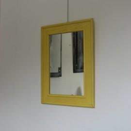 Miroir Rotin Bandar 58x78 Vanille