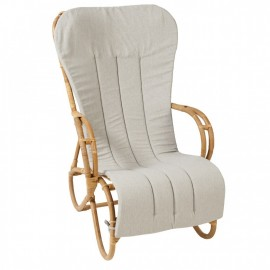 Fauteuil Loveuse Rotin