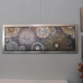 Tableau Quito Noir 162x62