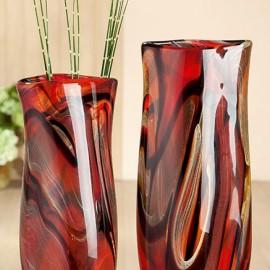 Vase Colato Pâte de verre