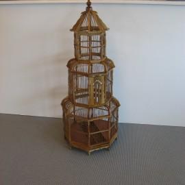 Cage à Oiseaux Miel