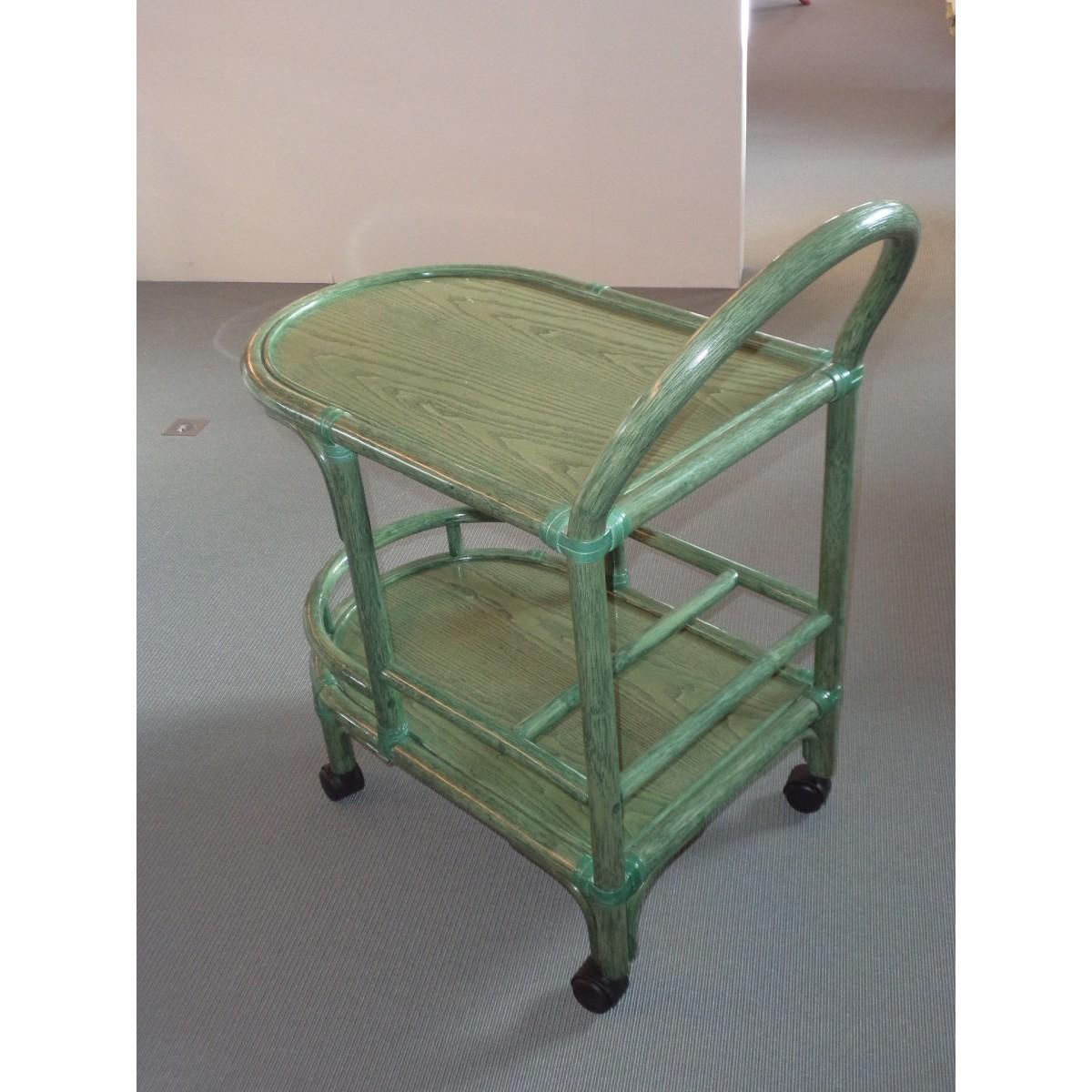 Table Roulante Leeds Verte