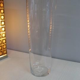 Vase Transparent Sienne