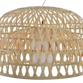 Suspension Bambou Tressé