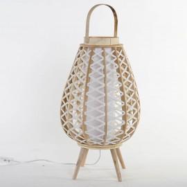 Lampe en Bambou H69 cm